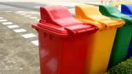 Recycle bin video