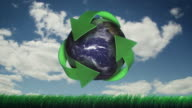Recycle Earth video