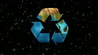 Recycle to save the Earth video