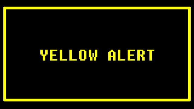 Red alert video