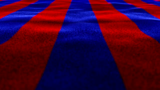 Red and Blue, Textile Carpet Background, Still Camera, Loop video
