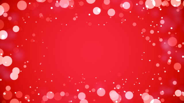 Red Background (Loopable) video