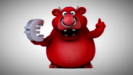 Red bull - 3D Animation video