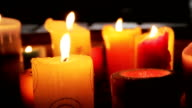 Red Candels video