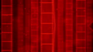 Red Film Strips HD,Ntsc,Pal video