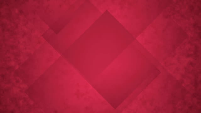 Red Glass Rectangles Background. video