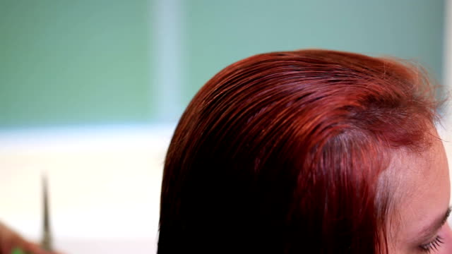 Red Hair video