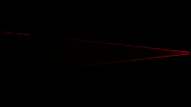 Red Laser Light video