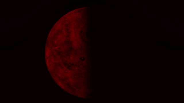 Red Moon Phases video