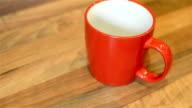 Red Mug video