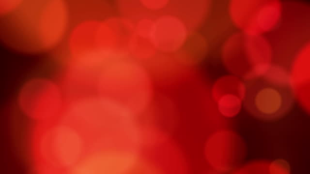 Red Particles Loop video