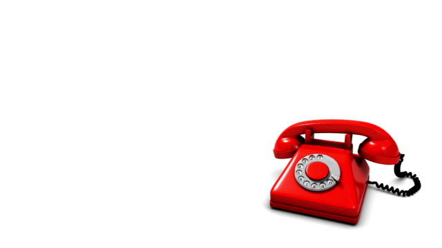 Red Phone animation -2 video