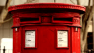 Red Postbox in HI-DEF video