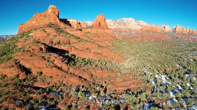 Red Rocks of Sedona video