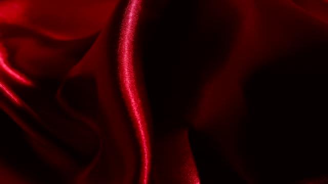 Red silk video