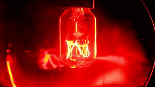 Red Siren Emergency Light video