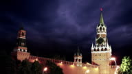 Red Square and Kremlin video