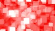 ZERO REFLECTION : red (LOOP) video