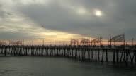 Redondo Beach Sunset video