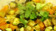 Refill spices vegetarian ragout video