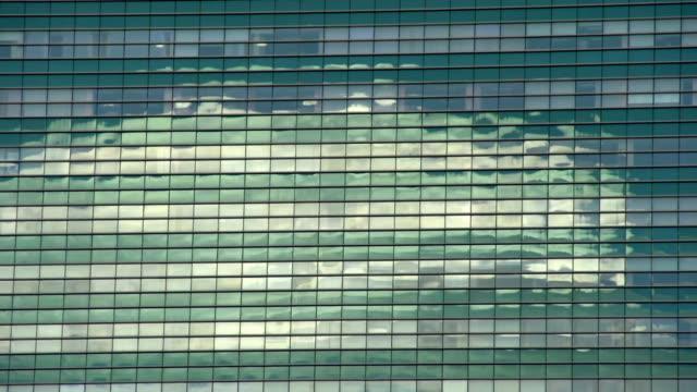Reflection in a Skyscraper video