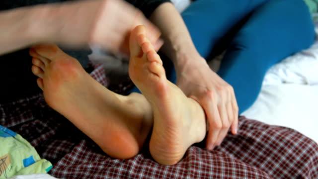 Reflexology Foot Massage video