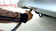 Refuelling With Natural Gas video