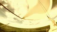 regatta on a sunny day video