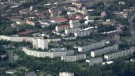 Reichenbach Im Vogtland  - Aerial View - Saxony,  helicopter filming,  aerial video,  cineflex,  establishing shot,  Germany video