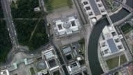 Reichstag  - Aerial View - Berlin,  Berlin,  Stadt,  Germany video