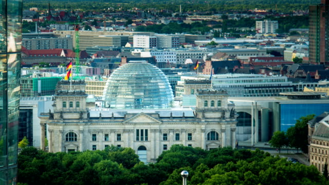 Reichstag Berlin Germany video