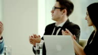 rejoicing business success video