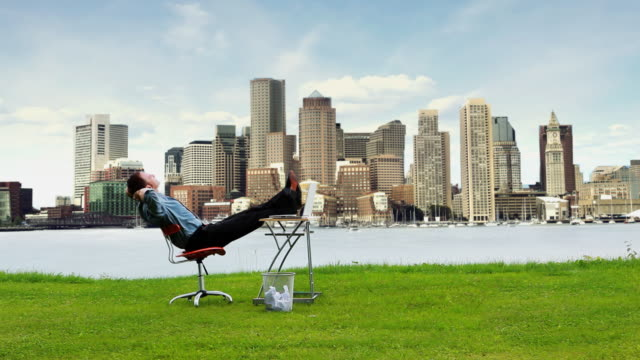 Relax Business Boston video