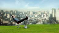 Relax Business Tokyo video