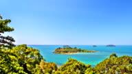 Remote island video