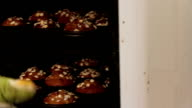 Removing Muffins from Oven video