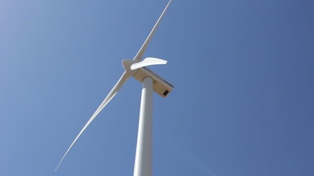 Renewable Energy Wind Turbine Generator video