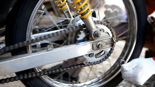 Repair motorcycle engine video