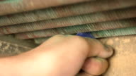 repair of household heating gas boiler video