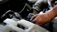 Repairing Car Engine video