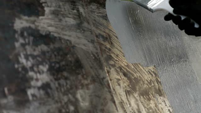 Repairing metal boat video