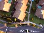 Residential aerial  PAL video