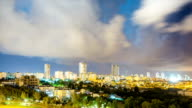 Residential area of Ashdod video