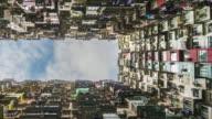 Residential building in Hong kong video