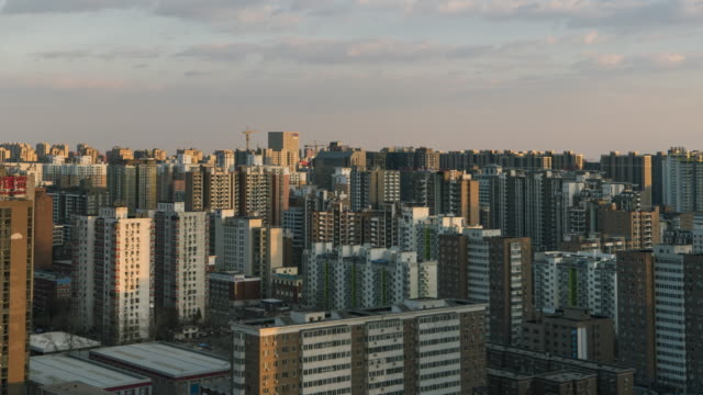 T/L WS HA PAN Residential Neighborhood / Beijing, China video