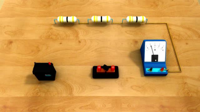 Resistors in series video