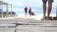 Resort Beach People video