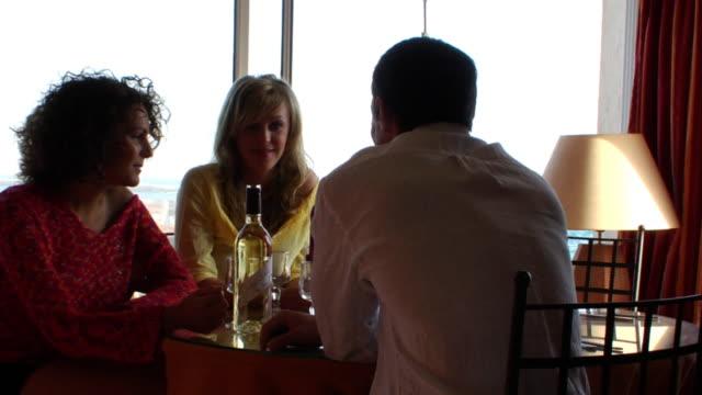 Restaurant Conversation video