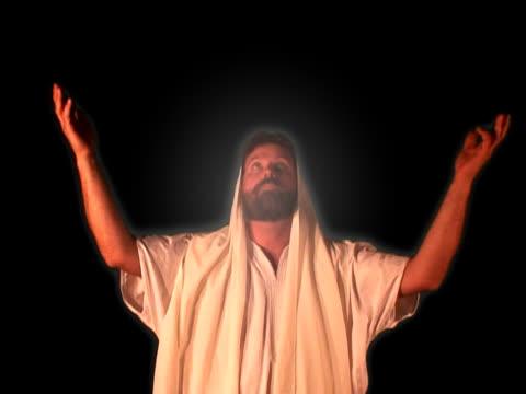 Resurrected Christ video