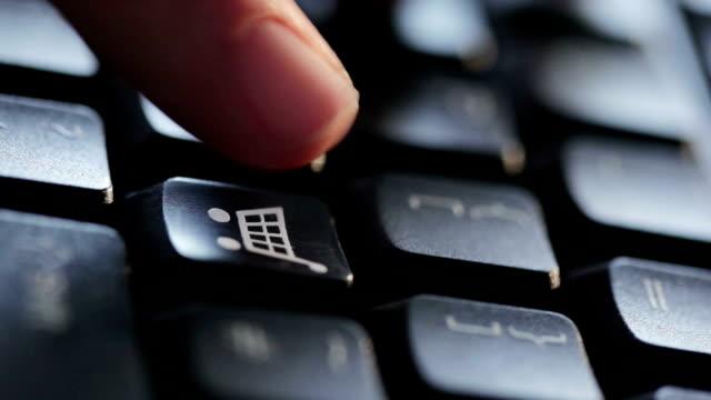 Retail, online shopping video